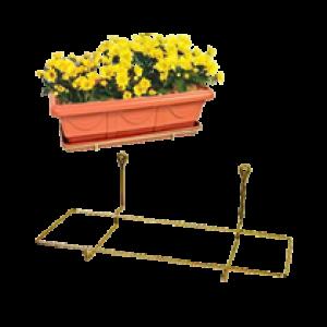 Suporte de Parede Para Jardineira Romana 35