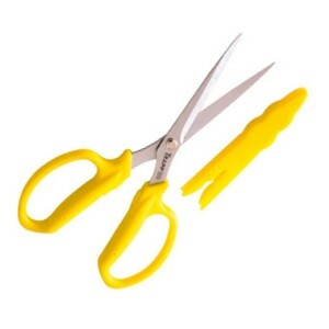 Tesoura Multiuso 18,5 cm - TS-3154-2 - Amarelo - Trapp