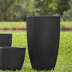 Vaso Trapézio - 71,5X34cm - RM0303G - Grafiato - Diversas Cores - Rotogarden