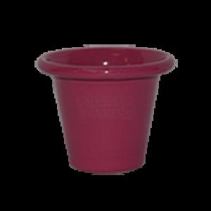 Mini Vaso de alumínio - N0 - Cor Pink
