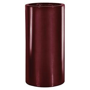 Vaso Fibra de Vidro - Cilindro 70 - 70 alt x 34 diâm - Diversas Cores - Rotogarden