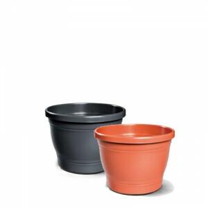 Vaso Plástico Redondo - Primavera -  N03 - 14x19cm - 3,0 L