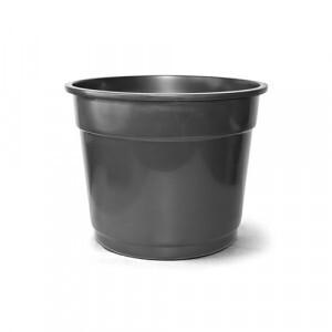 Vaso Plástico N10 - Cor Preto - 90 litros