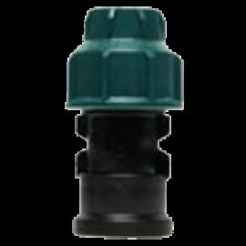 Conexão de compressão 25mm x 1″ fêmea - 2136