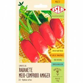 Rabanete Meio-Comprido Amager - (Ref 223)