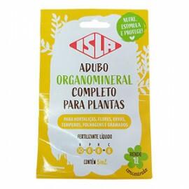 Adubo Organomineral Completo para Plantas - 5 mls