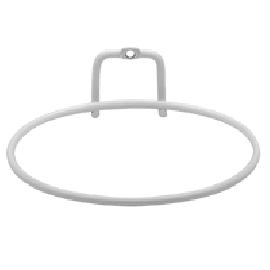 Suporte Argola 15,5 cm Parede para Vaso Médio Linha Plantar
