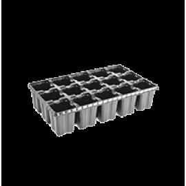 Bandeja 15 células 2134 Alta - 5 furos