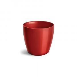Cachepô Redondo Elegance N03,5 - 2 L - Cor Vinho