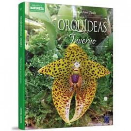 Coleção Esmeralda - Flores o Ano Todo Vol 2: Orquídeas do Inverno