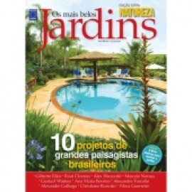 Revista Natureza - Os mais Belos Jardins