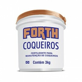Forth Coqueiros Fertilizante 3 kg