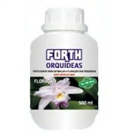 Forth Orquídeas Floração - Fertilizante - 500 ml