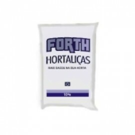 Forth Hortaliças Fertilizante - NPK 15-05-10 + 9 Nutrientes - 10 kg