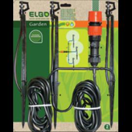 Kit Irrigação - 3 Micro Aspersores - MS3 - Elgo