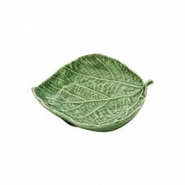 Birch Leaf Decorativo em Cerâmica - 3,0x16,0 cm - Cor Verde - 41184