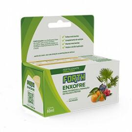 Forth Enxofre - Fertilizante - Concentrado - 60 ml