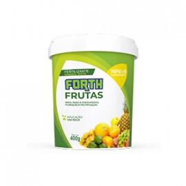 Forth Frutas Fertilizante NPK 12-05-15 + 9 Nutrientes - 400g