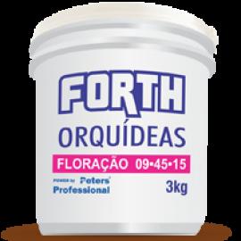 Peter's Professional 09-45-15 - Forth Orquídeas Floração 3 kg