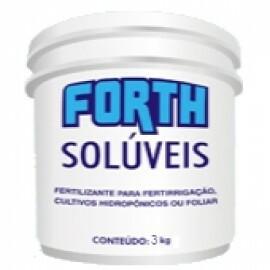 Forth Solúvel - PRODUTIVO (NPK 10-02-30 + ME) - 3kg