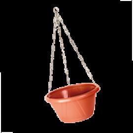 Kit Vaso Suspenso - Cuia Nobre - N1,5 - Cor Cerâmica