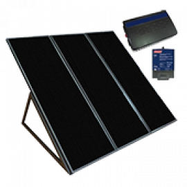 Kit Gerador Solar 60 Watts 12 V Ecoforce