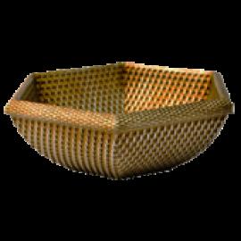 Cachepô Rattan 6 Natural T3 - L1114