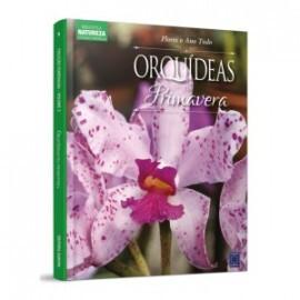 Coleção Esmeralda - Flores o Ano Todo Vol 3: Orquídeas da Primavera