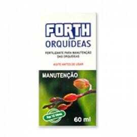 Forth Orquídeas Manutenção - Fertilizante - 60 ml