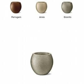 Vaso Oval Grafiato N32 - 32x28,4 cm - 24 Litros