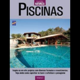 Piscinas - Projetos Inéditos - Volume 2