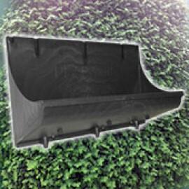 Kit 3 Jardineira Modular - Jardim Vertical 6 L - Verde - Plastwall