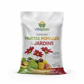 Substrato para Hortas, Pomares e Jardins - 1,5 kg