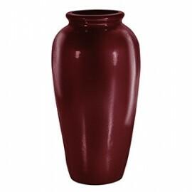 Vaso Fibra de Vidro - Pote 1 - 110 alt x 38 Boca - Diversas Cores - Rotogarden