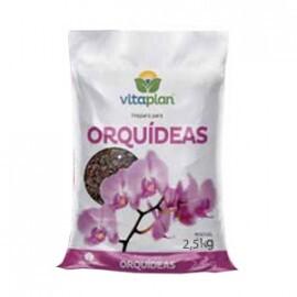 Substrato para Orquídeas - 2,5 kg - Vitaplan
