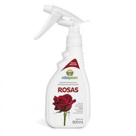 Fertilizante Rosas Pronto Uso 500 ml - Vitaplan