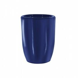Vaso Redondo - 26 alt x 20 diâm - PPA07 - Pintura em Alto Brilho - Diversas Cores - Rotogarden