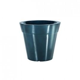 Vaso Redondo - 30 alt x 33 diâm - PPA10 - Pintura em Alto Brilho - Diversas Cores