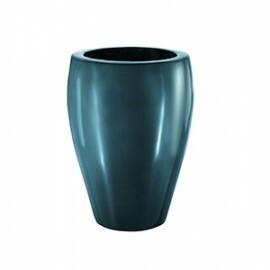 Vaso Redondo - 63 alt x 43 diâm - PPA14 - Pintura em Alto Brilho - Diversas Cores - Rotogarden