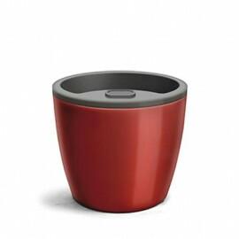 Vaso Autoirrigável Elegance N04 - 23,2x25,4 - 8 Litros - Cor Vinho