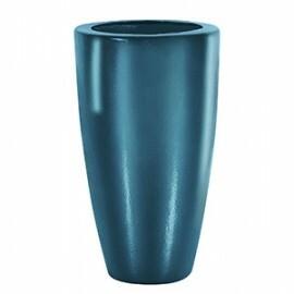 Vaso Fibra de Vidro - Cônico 40 - 71 alt x 40 diâm - Diversas Cores - Rotogarden