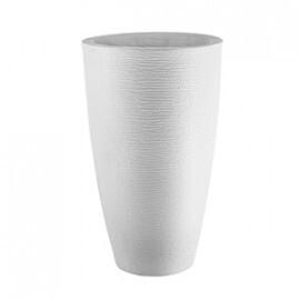 Vaso Cônico Grafiato - 89x49 cm - 112L - RM0305G - Diversas Cores - Rotogarden