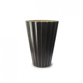 Vaso Cônico Creta N60 - 60x42,5 cm - 50 L - Cor Envelhecido