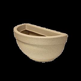 Vaso de Parede Texturizado N34 - 5 L - Areia