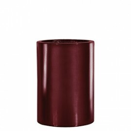 Vaso Fibra de Vidro - Cilindro 50 - 50 alt x 34 diâm - Diversas Cores - Rotogarden