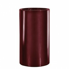 Vaso Fibra de Vidro - Cilindro 60 - 60 alt x 34 diâm - Diversas Cores - Rotogarden