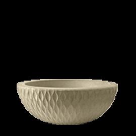 Vaso Infinity Concha N13 - 13x35 cm - 4 L - Areia