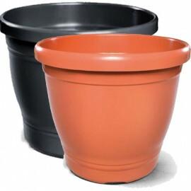 Vaso Plástico Redondo - Primavera - N08 - 38,0x45,0cm - 39,5 L