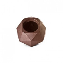 Vaso Quartzo N22 - 22x32 cm - 8L - Cor Ferrugem