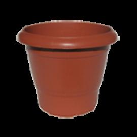 Vaso Terracota - N01 - Alt 17,5 - Cor Cerâmica